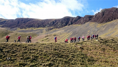 Mountain rescuers' new leaflet urges hillgoers to plan ahead to avoid callouts