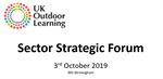 2019 Sector Strategic Forum - Programme Announced