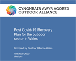 Post Covid-19 Recovery Plan submitted to Welsh Government
