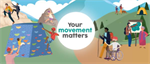 Your movement matters
