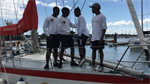 Fastnet yacht race: North London state school finishes