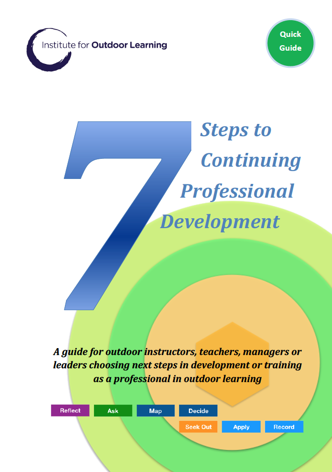 7 Steps to CPD Quick Guide