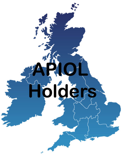 APIOL Member Map