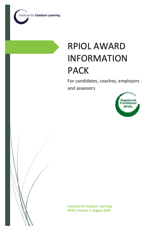RPIOL Award Information Pack