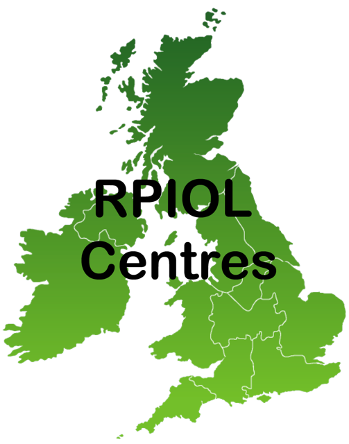 RPIOL Centre Map