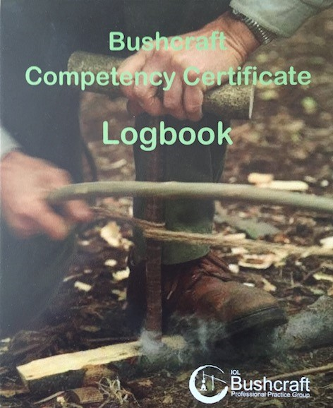 Bushcraft Competency Certificate Log Book