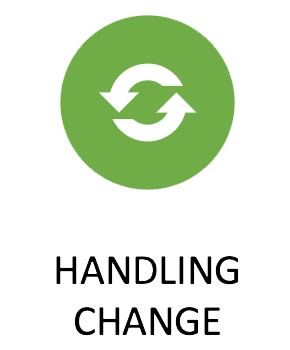 Changing Jobs - Handling Change