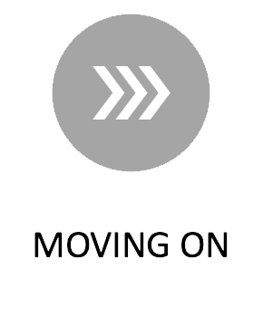 Changing Jobs - Moving on