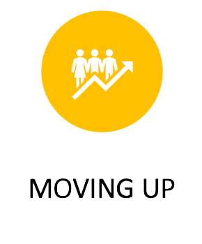 Changing Jobs - Moving up
