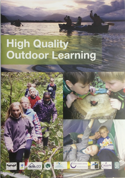 High Quality Outdoor Learning