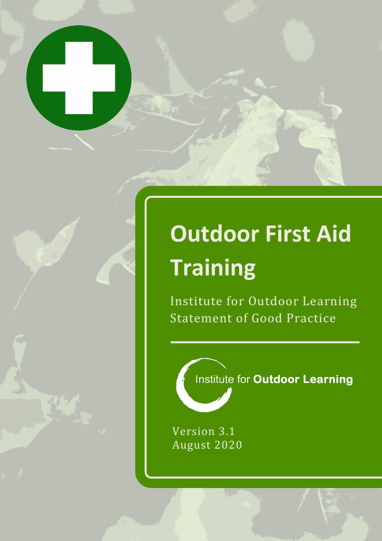 IOL Outdoor First Aid Training Statement