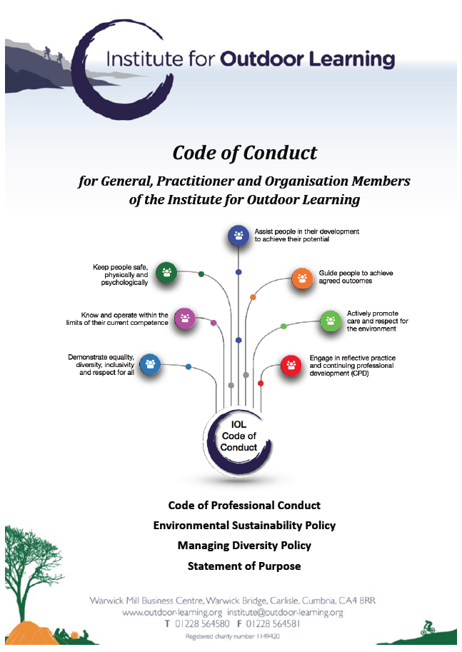 IOL Code of Conduct Document