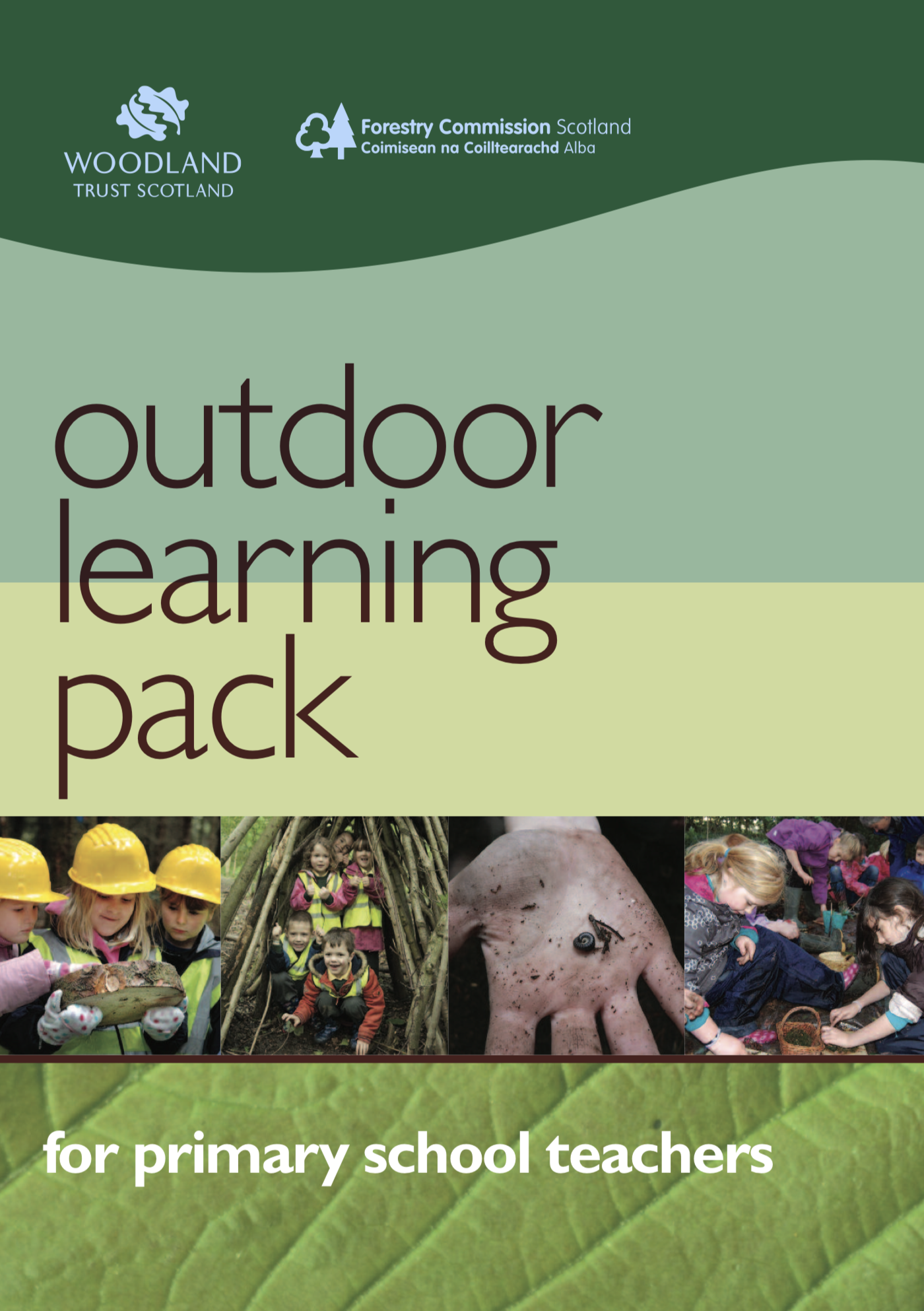 Outdoor Learning Pack