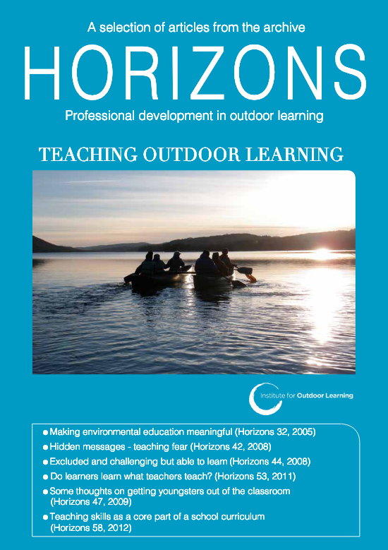 Horizons Special - Teaching Outdoor Learning